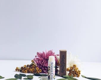 SUMMER CITRUS Lip Balm | Natural Lip Balm | Natural Skincare