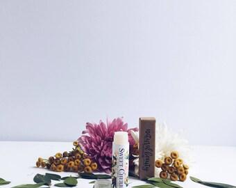SWEET CHERRY Lip Balm | Natural Lip Balm | Natural Skincare