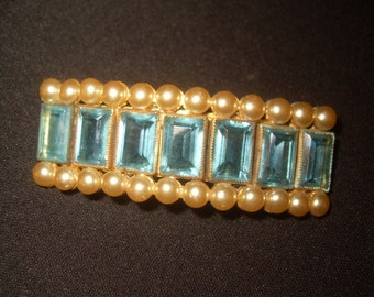 1930s Art Deco Brooch Pin