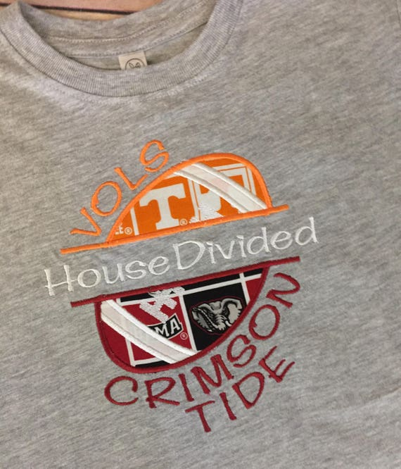 ea90bd9b1 House Divided Team T-Shirt Personalized T-Shirt College Shirt