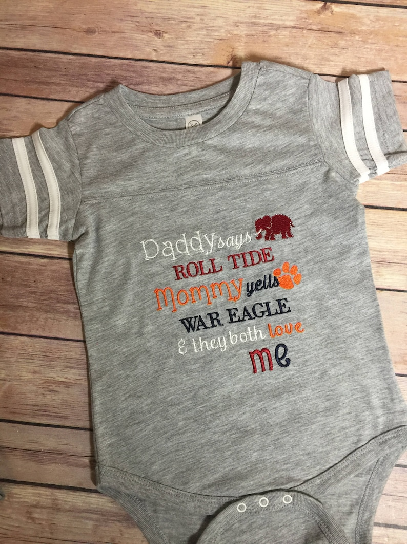 watch 36da2 a6094 House Divided College T-Shirt Personalized Football Jersey House Divided  Tee Infant Tee Adult House Divided Shirt Auburn Alabama