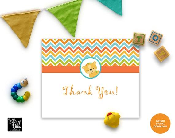 Thank You Cards Blingdivacelebration