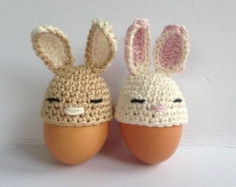 Bunny Egg Cozy. Easter egg cozy .Easter Gift.