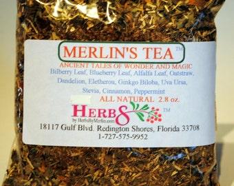 Merlin's Tea Herbal Blend