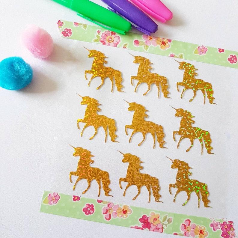 Unicorn iron on, decal transfer, iron on, htv vinyl decal, gold unicorn  transfer, bespoke clothing, unicorn t shirt, girls t shirt, unicorn