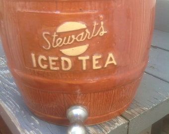 Store ICED Sweet Tea 13 oz Heavy Duty Vinyl Banner Sign with Metal Grommets New Advertising Many Sizes Available Flag,