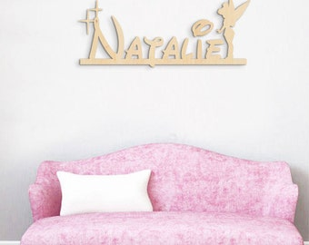 Nursery Name Sign - Baby & Kids Nursery Decor - Wall Letters for Boy and Girl Nursery - Wooden Name Letters - Wood Letters - Nursery Decor