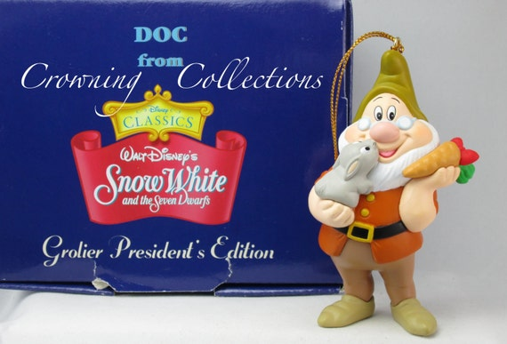 Disney Aladdin President/'s Edition Grolier Early Moments Ornaments Action Figure