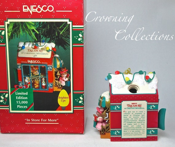 Retired 1990 Catch of the Day First Issue in the Dearest Dad Series ENESCO Treasury of Christmas Ornament