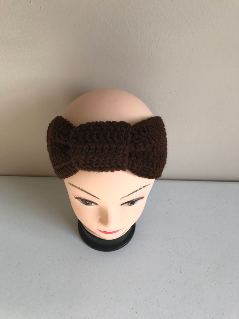 Crocheted turband