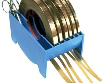 Copper Foil Dispenser-Stained Glass supply-Foil dispenser-Craft supplies-Foil and Solder supply-Stained Glass supply