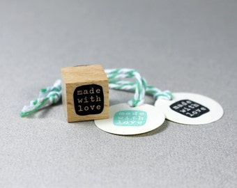 Stamp Made With Love