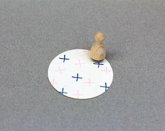 Stamp Cross-Stitch