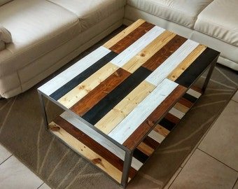 "Coffee table ""The Jocker"""