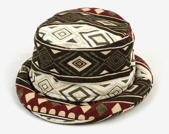 4942d8c1517 Bucket hat - Aztec print