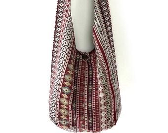 Hippie Crossbody Bag Etsy