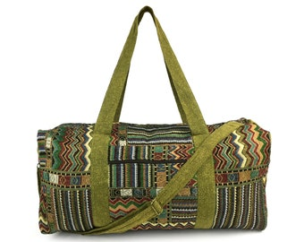 Hippie Weekender bag for Men   Women bebf23dbe0f9e