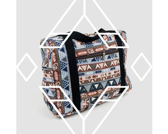 Boho Weekend Bag Small size Hippie Men Women shoulder bag  fe4392d135f4a