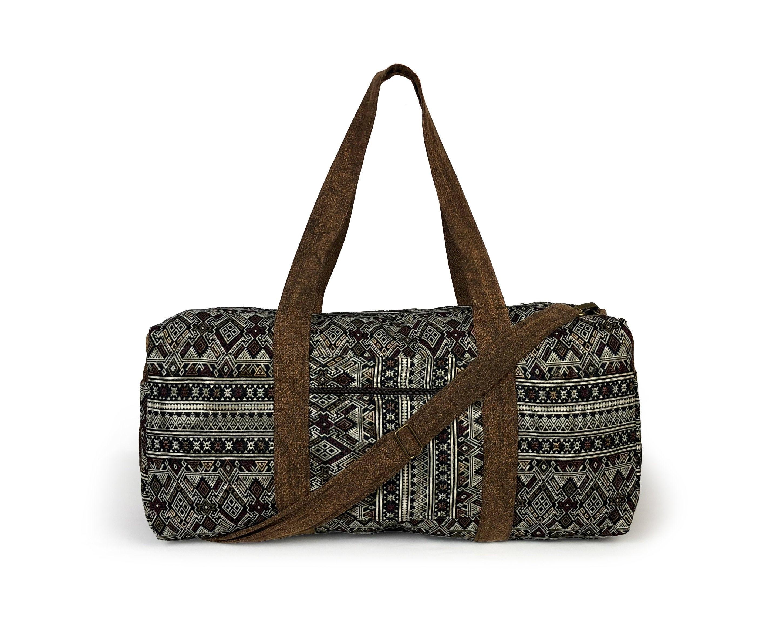HIPPIE FLORAL PRINT ADJUSTABLE STRAP CANVAS TOTE WOMEN SLING HOBO BAG STUNNING