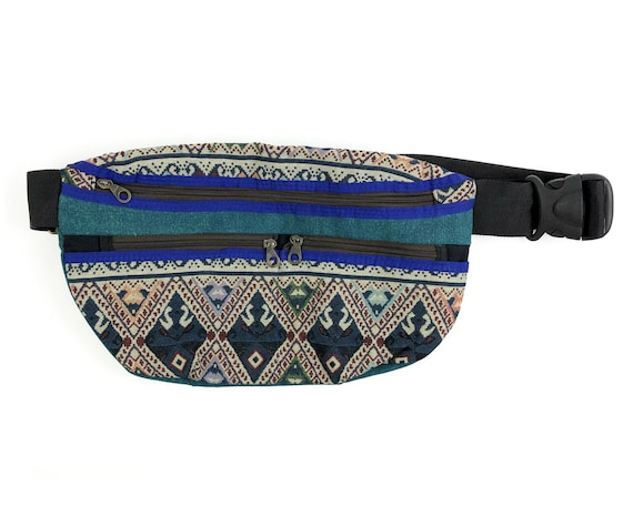 Egyptian The Eye Of Ra Yellow Sport Waist Pack Fanny Pack Adjustable For Travel