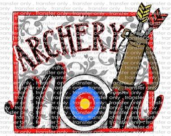 Archery Dad Decal Sticker for Car Window Laptop Compound Bow Arrow Target BG 161