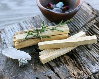 Palo Santo Sticks - Single or Bundle, Holy Wood Smudge or Insense from Eduador