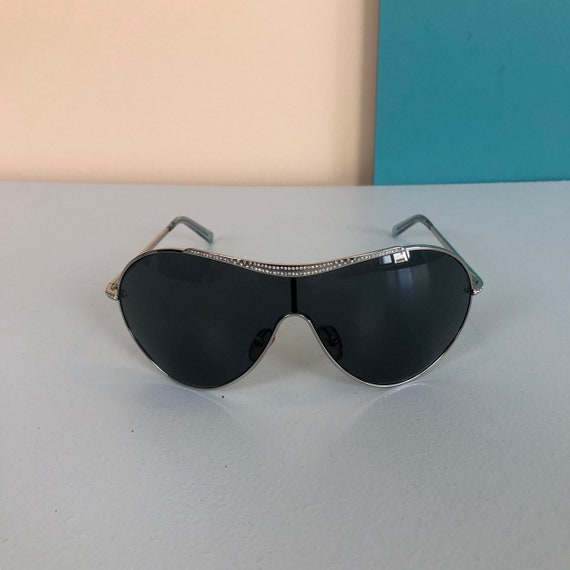 VALENTINO - Vintage Valentino Oversize Sunglasses