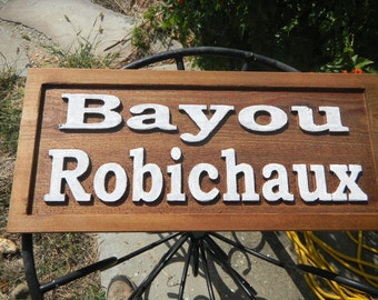 Carved Signs, Rustic, Re-claimed, Barn Wood, House Numbers, Street, Boathouse, Mail Box, Gate, Marine Grade Finish, Plaques, Decorative,