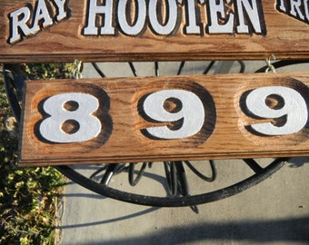 Sign, Decorative, Wooden, Carved, Name, Address, Unlimited Colors, House Sign, Custom Designed, One of a Kind, Personalized, Text, Logo,