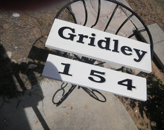 Signs, Wooden, Custom, Carved, Cedar, Rustic, Exterior, Interior, Yard, Address, Carved, Both Sides, Street, Directional, House,
