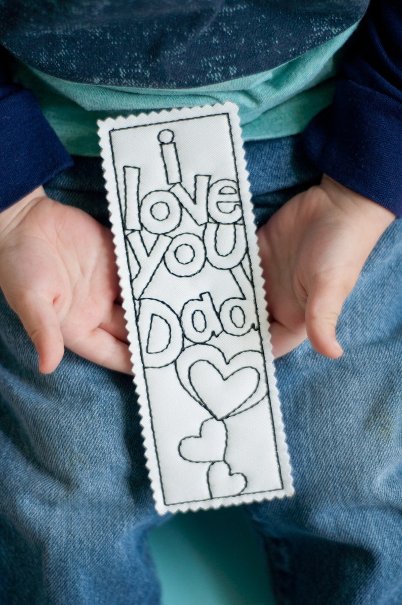 Kids Gift For Dad Fathers Day Craft Diy Gift For Dad Etsy