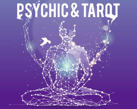 Customizable Psychic Card Readings with the Claircognizant SpiritualBrattyCatWitch