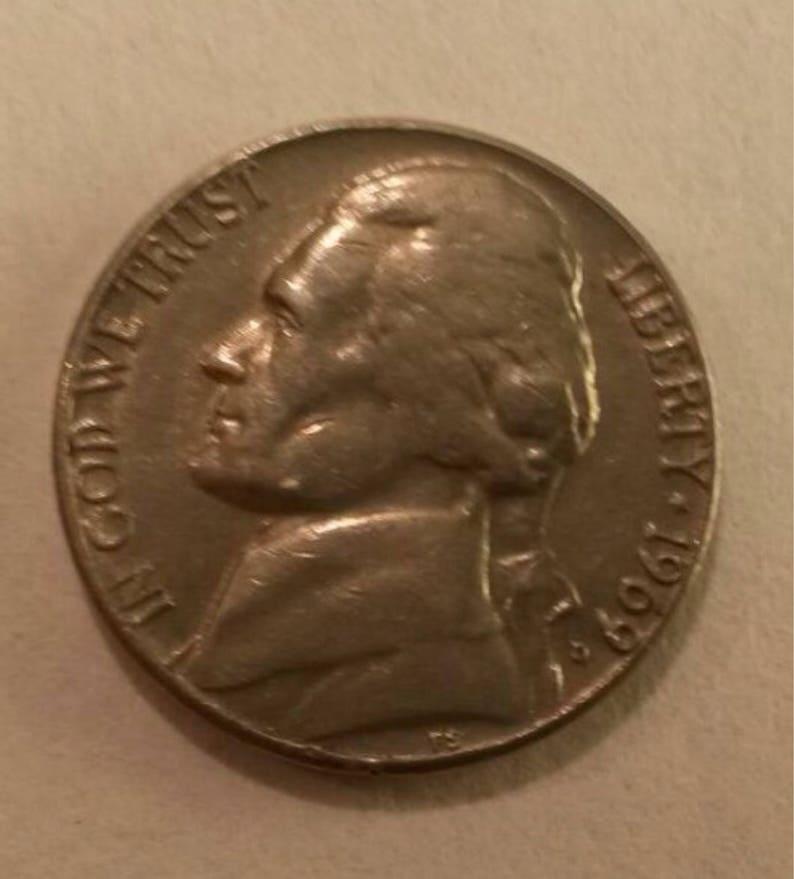 1969-D Jefferson Nickel