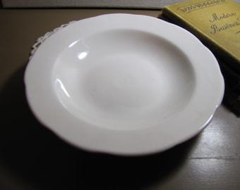 Wide rim soup bowl   Etsy