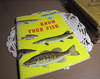 Sports Afield - Identification Booklet - Know Your Fish