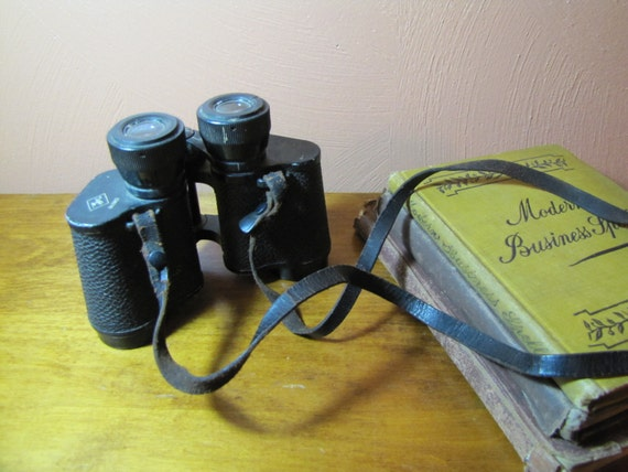 vintage agfa 8 x 30 german binoculars etsy rh etsy com