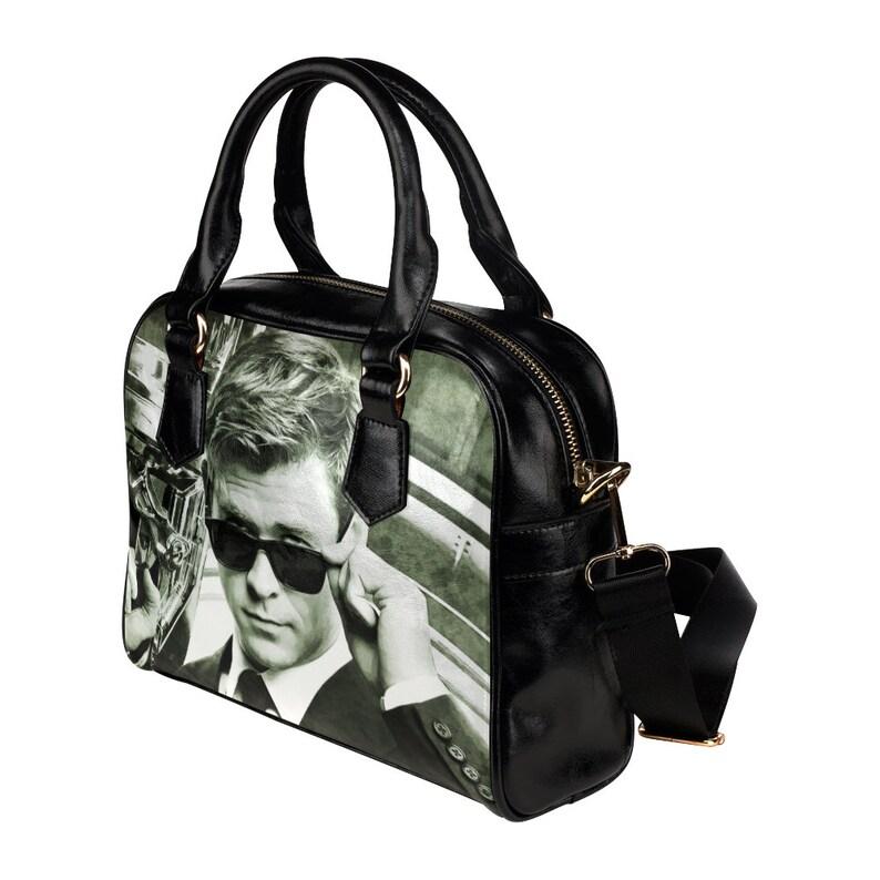 Agent H-MIBChris Hemsworth Inspired Artistic Fashionable Shoulder Handbag Double Sided New!