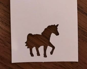 Unicorn Gift Tags - pack of 10