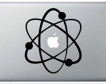 Big bang for MacBook stickers