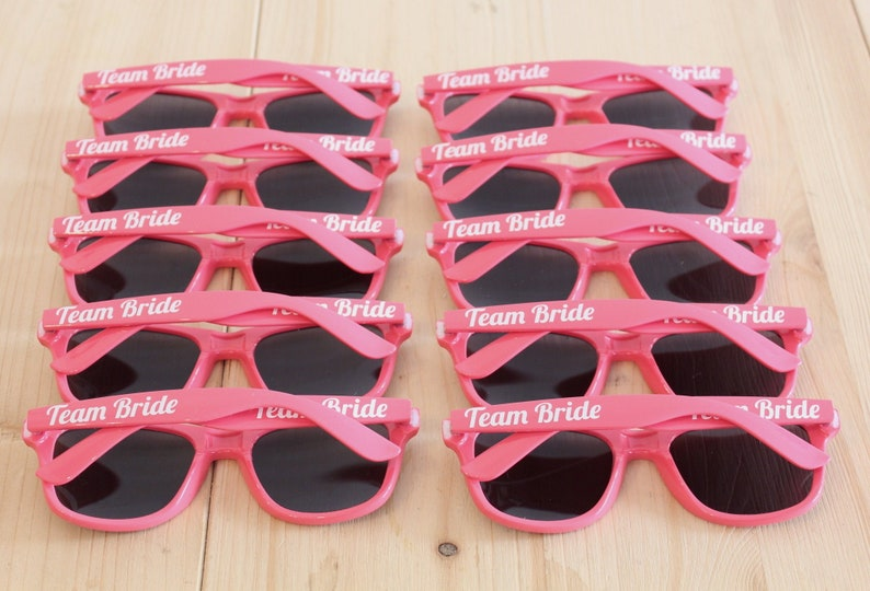 Custom Sunglasses For Your Wedding