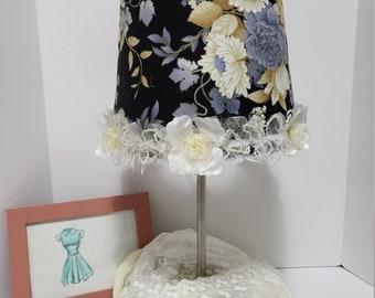 Midnight Garden Lamp Shade