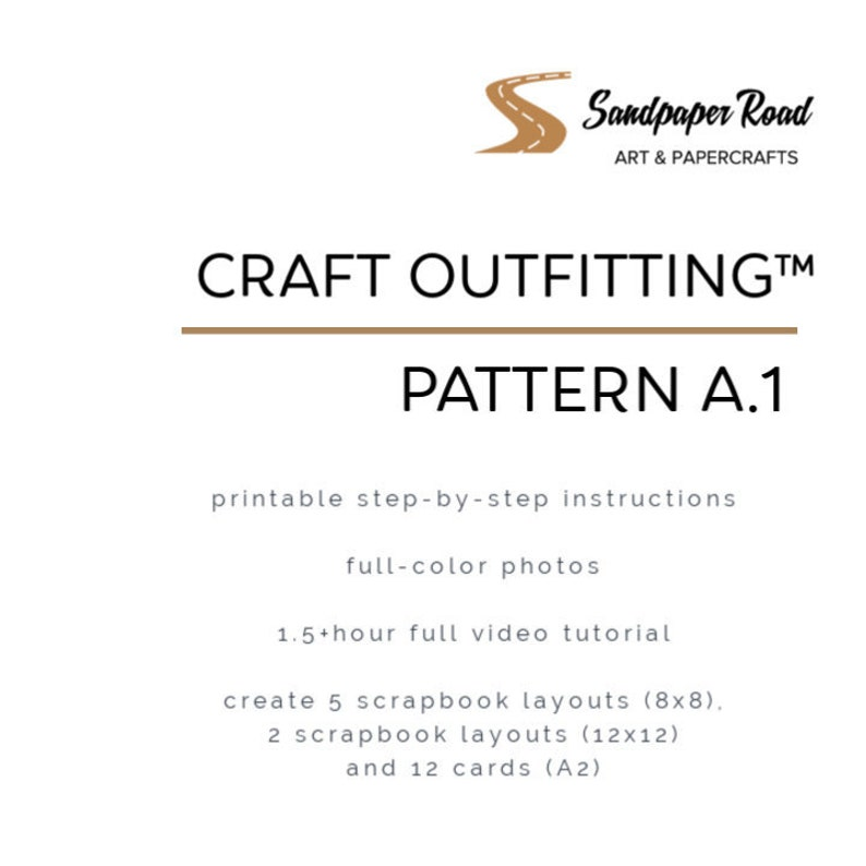 Craft Outfitting™  Video Tutorial & Printable Instructions  image 0