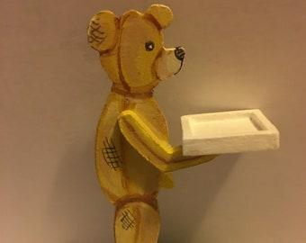Teddy Bear Dumb Waiter