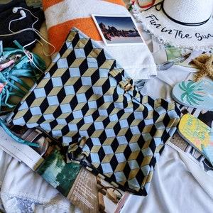 vintage swim bottoms Vintage Preppy Look Starlet Style Chic