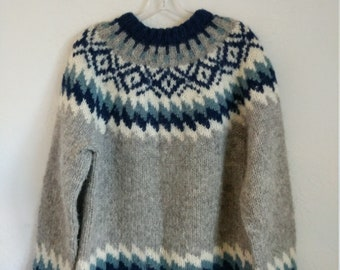 Sweater Icelandic pullover a2a6393c9