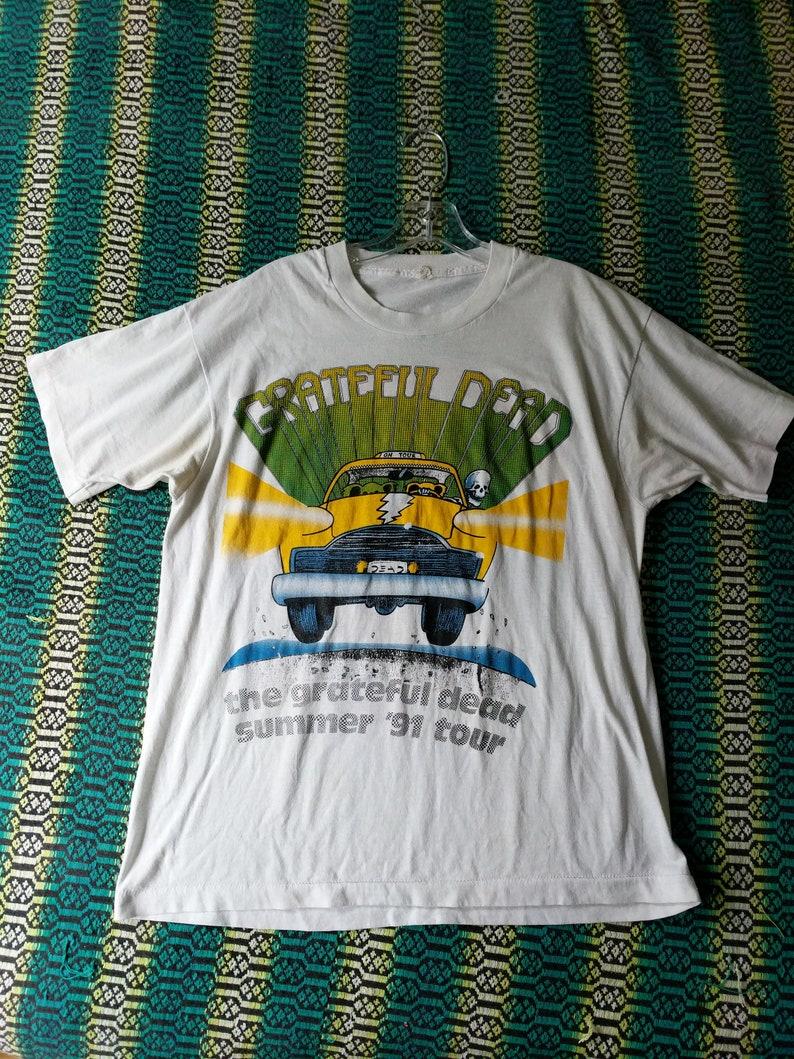 97bbde6ed62 Grateful Dead vintage t-shirt grateful dead vintage tshirt