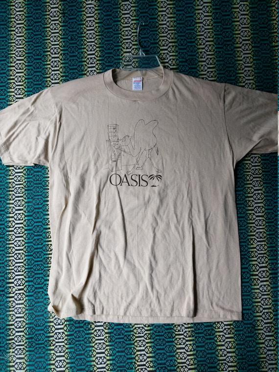 Oasis T-Shirt Rock Alternative Britpop Shirt Oasis