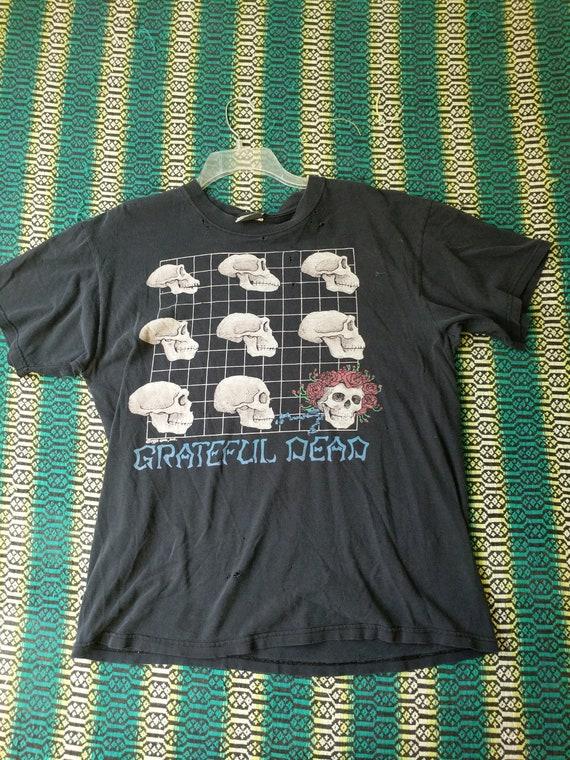 587d729a RARE Grateful Dead What A Long Strange Trip It's | Etsy