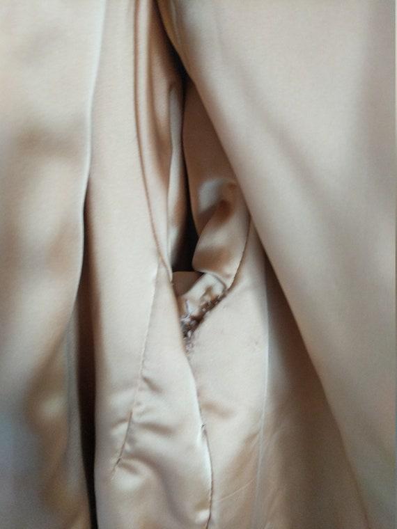 Fur Coat, Leopard print rabbit fur jacket - image 6