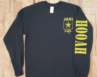 10f502e771e6 Army Girlfriend, Army Sister, Army Fiance, Army Mom, Army Sister, Army Wife  Shirt, Army Tshirt, Army Shirt, Army Girlfriend Shirt